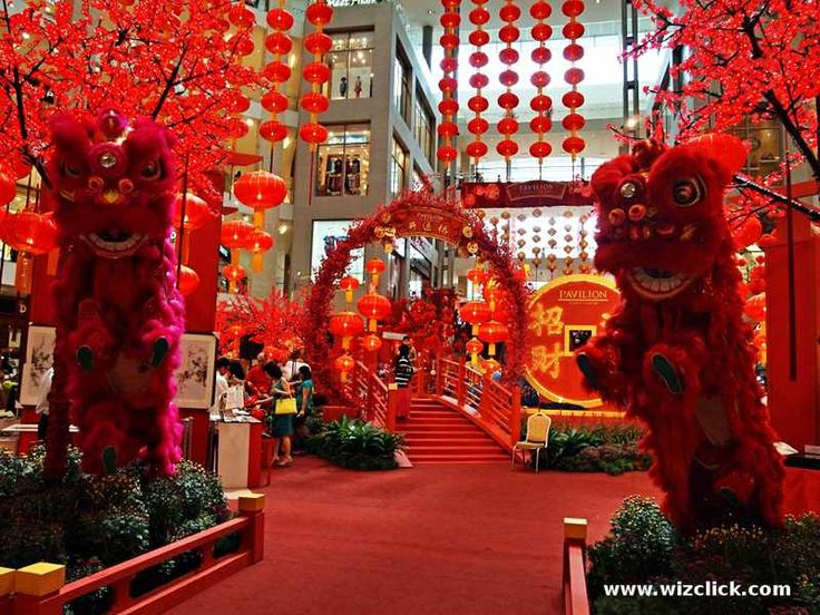 1000 images about festive decoration on pinterest - Lunar new year decorations ...