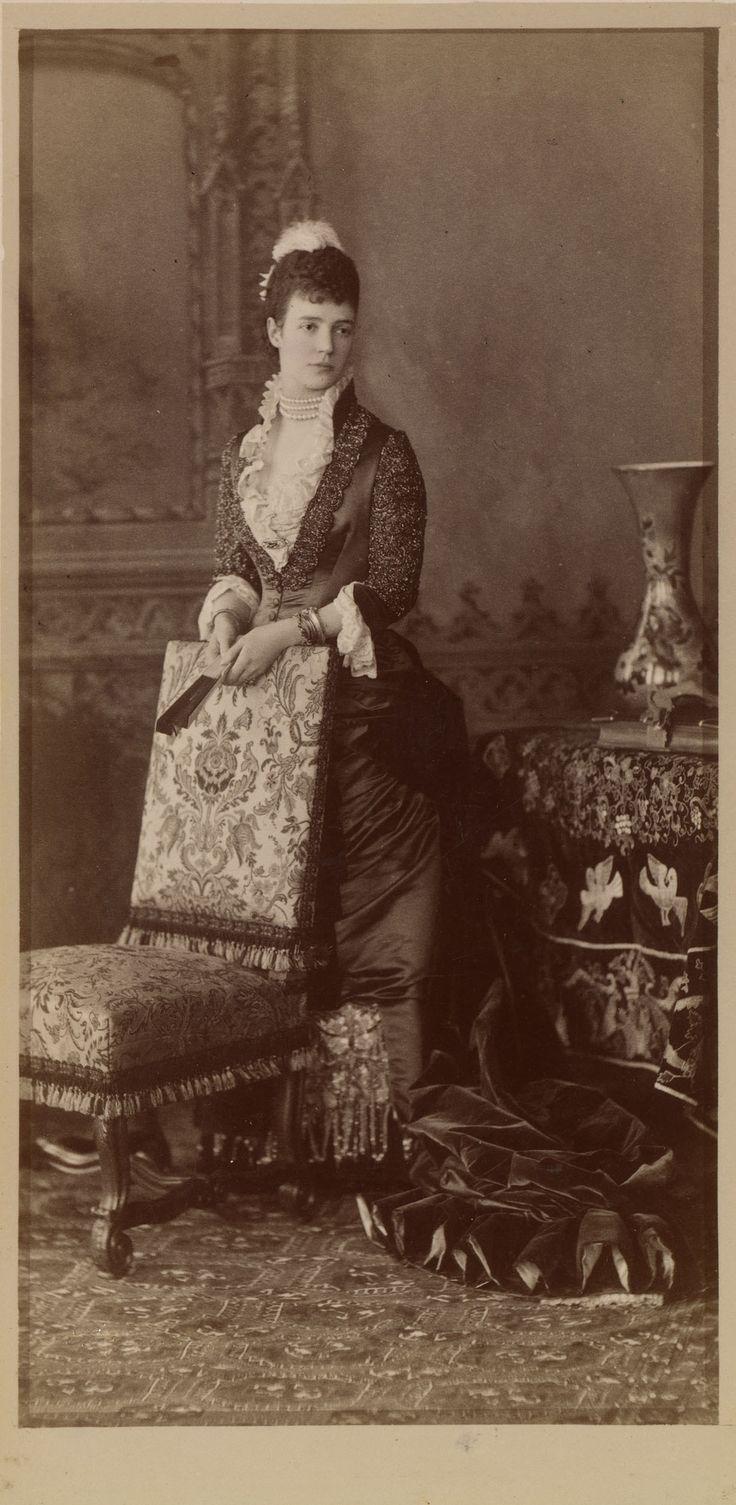 Karl [Charles] Bergamasco (1830-96) - Maria Feodorovna, Empress of Russia (1847-1928)