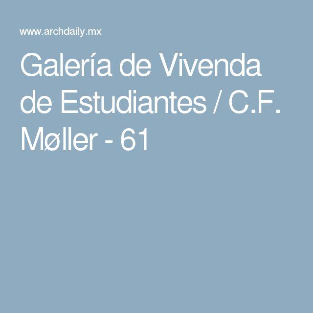 Galería de Vivenda de Estudiantes / C.F. Møller - 61