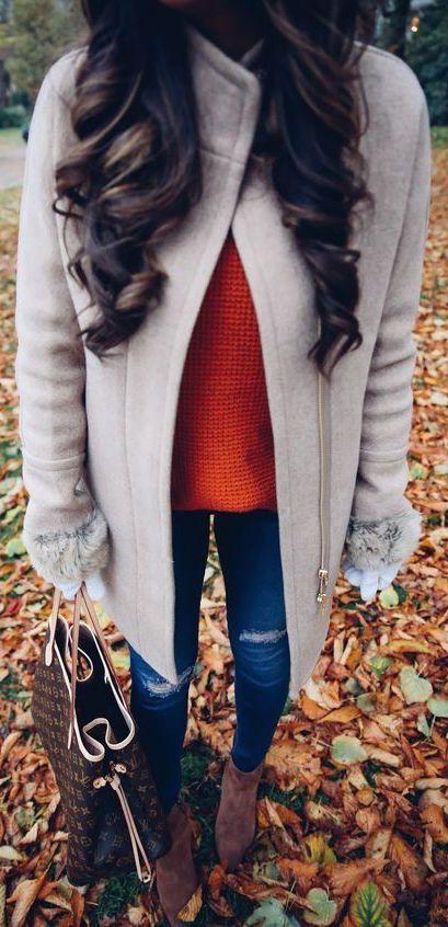 #winter #fashion / layers