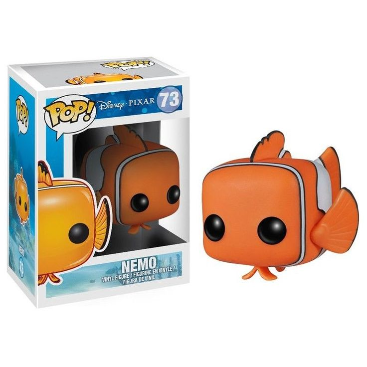 Disney Pop! Vinyl Figure Nemo [Finding Nemo]
