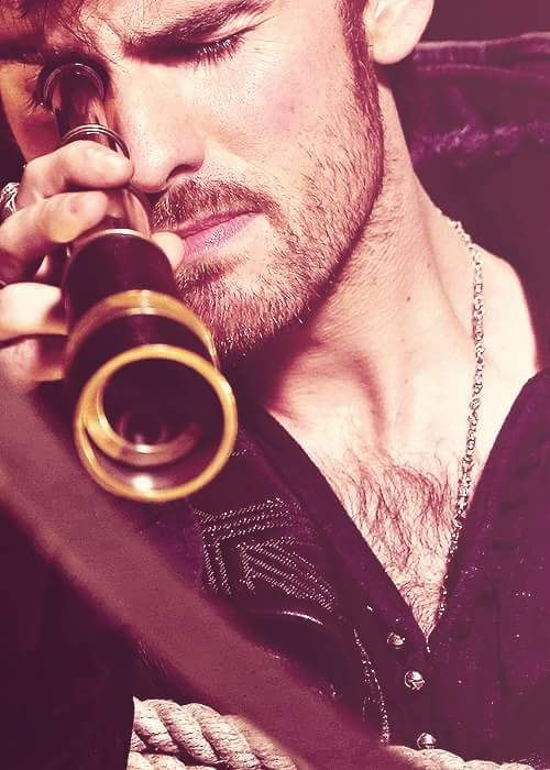 Hooked on Colin O'Donoghue