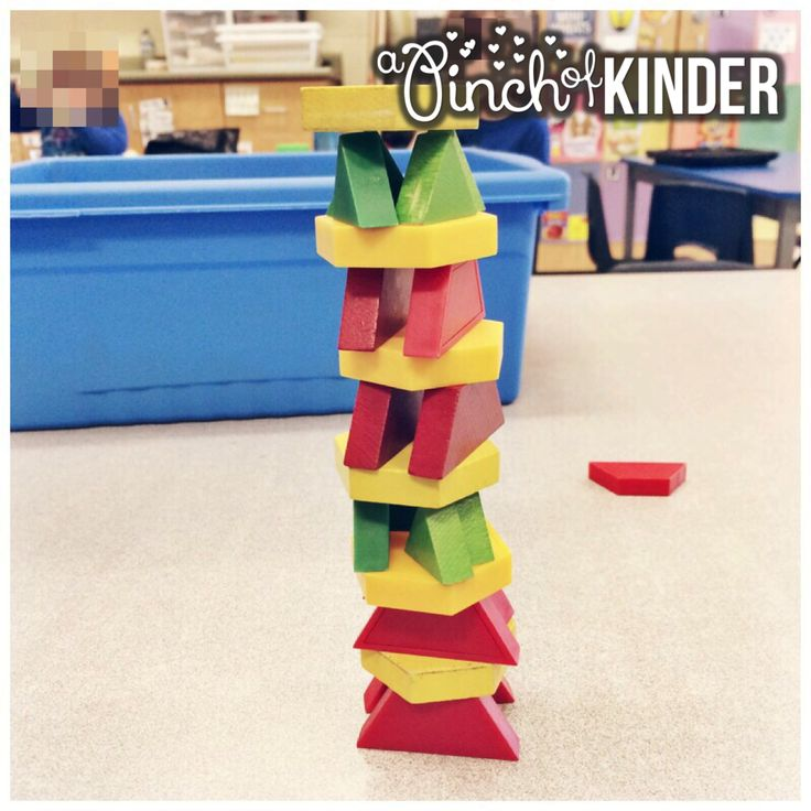 A Pinch of Kinder: Higher Order Thinking with Patterning
