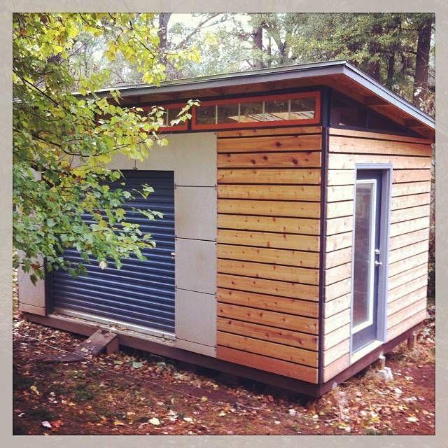 Best 25 Modern shed ideas on Pinterest