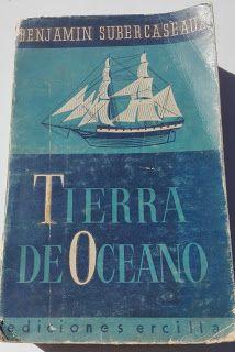Paraíso del Libro Usado: TIERRA DE OCEANOLA EPOPEYA MARÍTIMADE UN PUEBLO T...