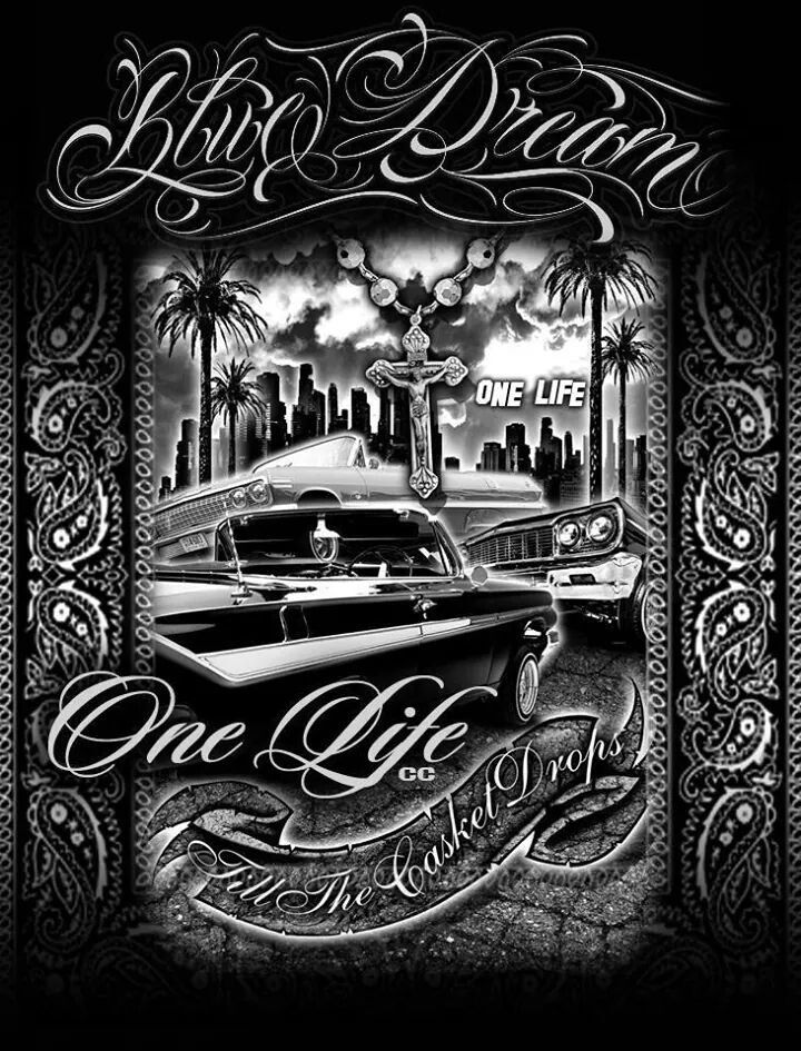 501 best images about Lowrider art on Pinterest | Chicano ...