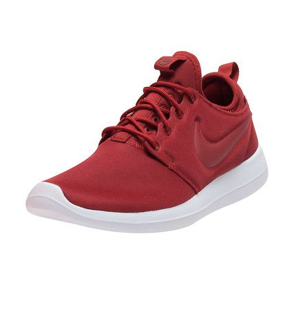 NIKE Low top women's sneaker Color:Dark Cayenne Lace closure Slip-on construction Natural motion outsole for extra comfort NIKE swoosh logo Heel tab for easy on/off