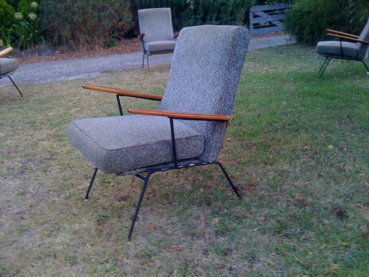 1950s Fler UTW or 'peoples' chair