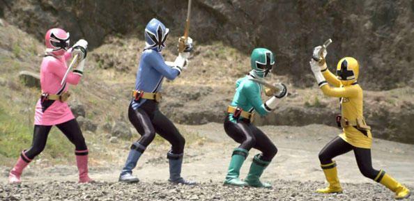 Power Rangers: Super Samurai