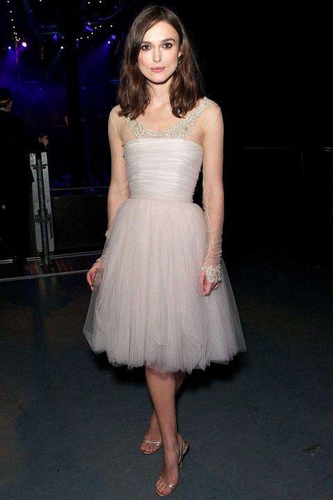 Keira Knightley In Her Rodarte Wedding Dress