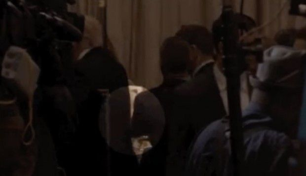 "Breitbart Spokesman Quits As Video Emerges Appearing to Show Trump Manager Grabbing Reporter---""My own personal observation is that there is a cycle of behavior that is escalating and it's happening exclusively at Donald Trump events,"" he said. ""It is wrong, disgusting and indicative of an ugliness that is contaminating the public and political discourse in our country."""