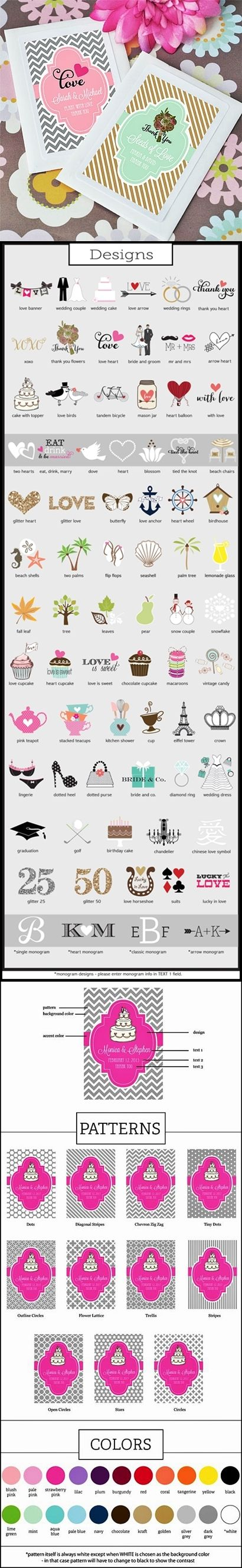 46 best Butterfly Wedding Favors images on Pinterest | Wedding ...