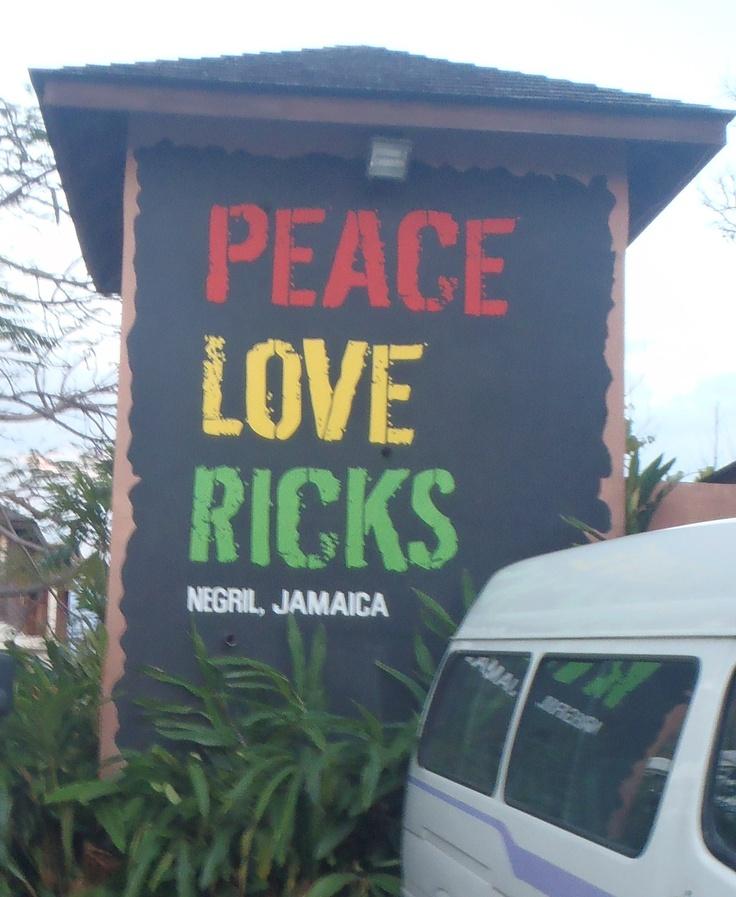 Rick's Cafe Negril, Jamaica.