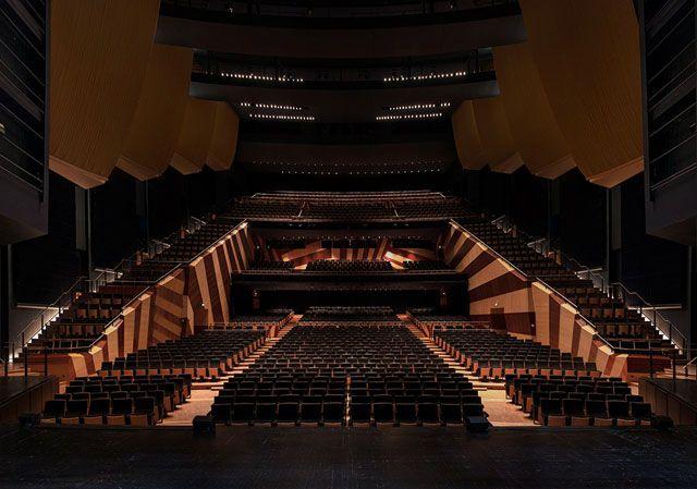 7 best Salones de teatro images on Pinterest | Architectural ...