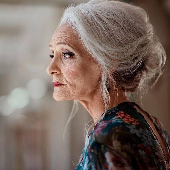 Старые и красивые женщины