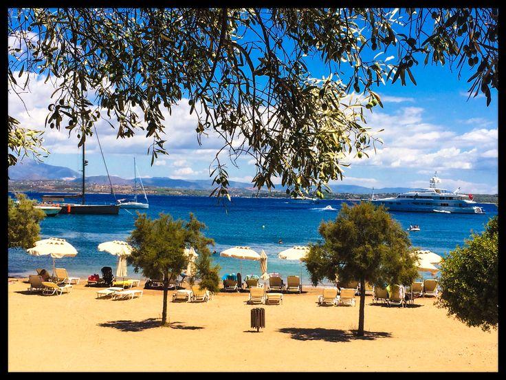 Spetses - Zogeria beach