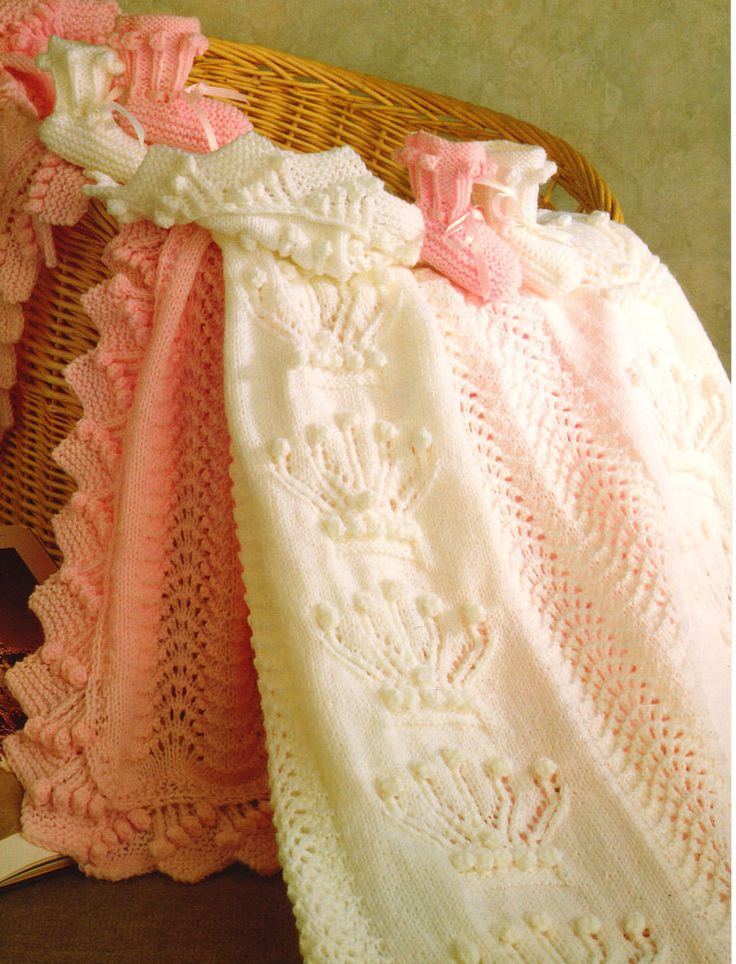 132 best Baby Blankets and Throws images on Pinterest | Filet ...