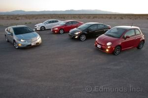 Fuel-Sipper Smackdown 4: Which Car Gets the Best Fuel Economy?