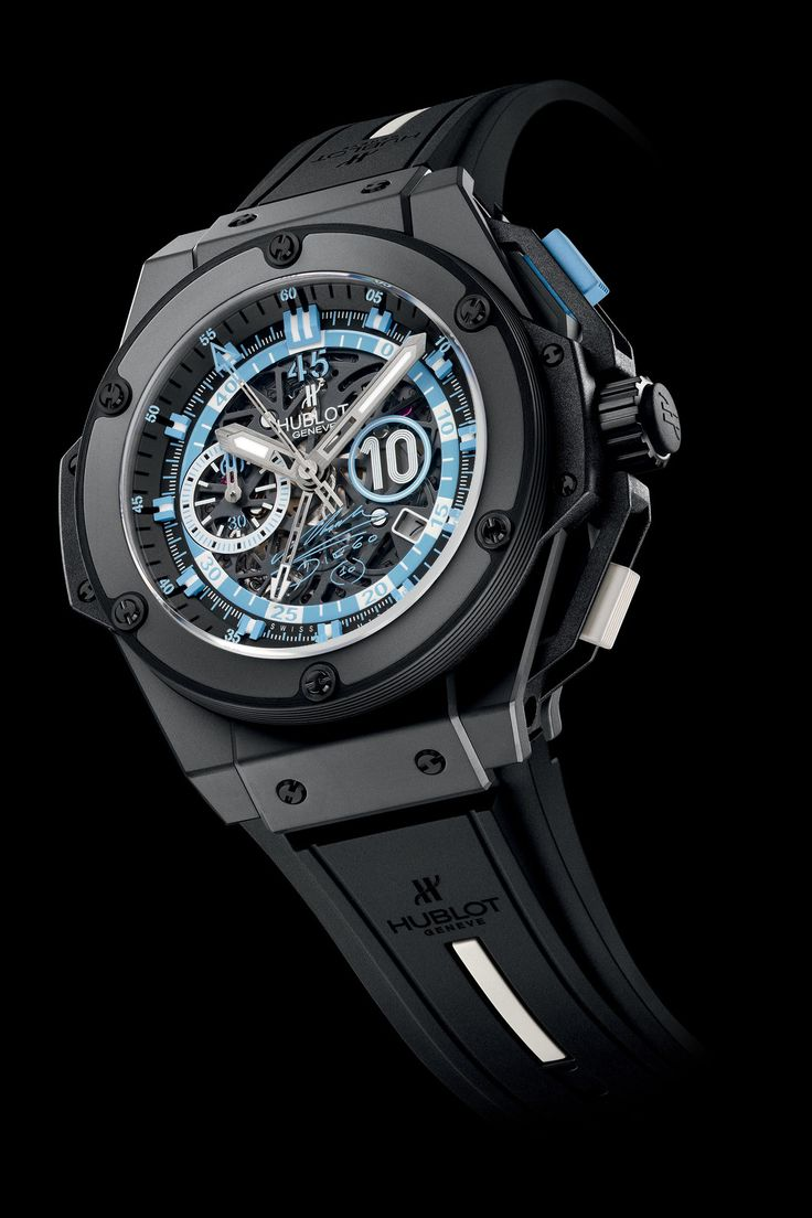 King Power Maradona, Hublot Timepieces and Luxury Watches on Presentwatch