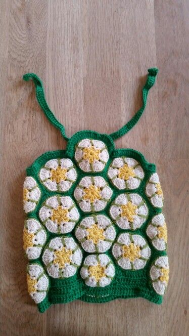 Crochet top for 1 year old