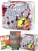 Killer Zombie Survival Kit