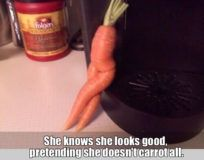 carrots puns: sexy carrot, funny vegetables