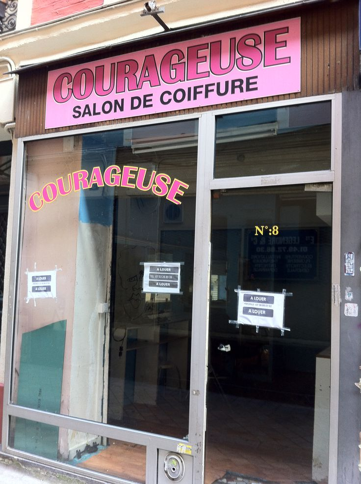 Shopping coiffure paris