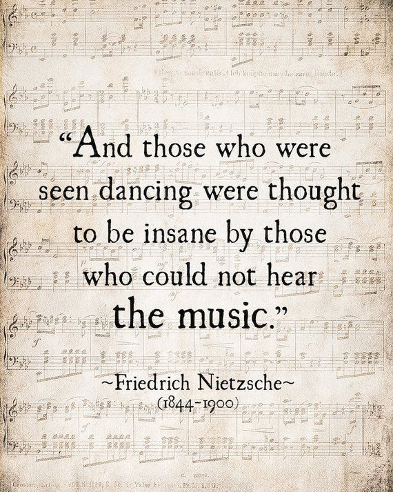 Music Quote By Friedrich Nietzsche For The Music Lover Beautiful Gift Idea Please Use The Drop Down Menu Literary Quotes Nietzsche Quotes Music Quotes