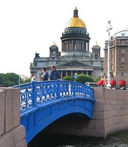 Sininen silta