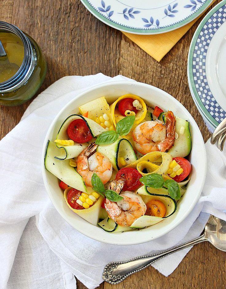 Best 25+ Zucchini ribbon salad ideas on Pinterest ...