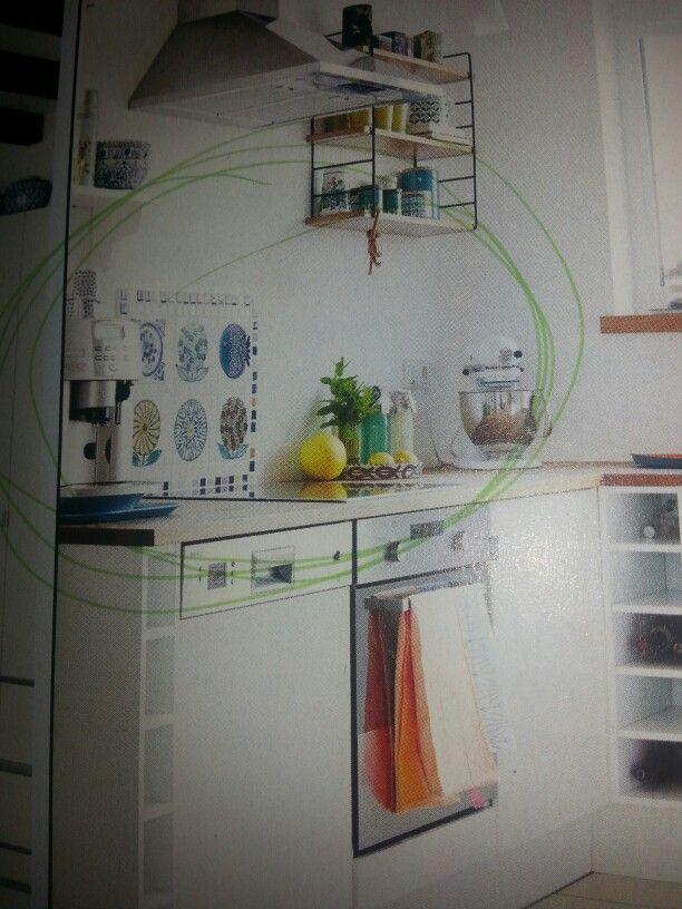 25+ parasta ideaa Pinterestissä Fliesen kleben - küche statt fliesenspiegel