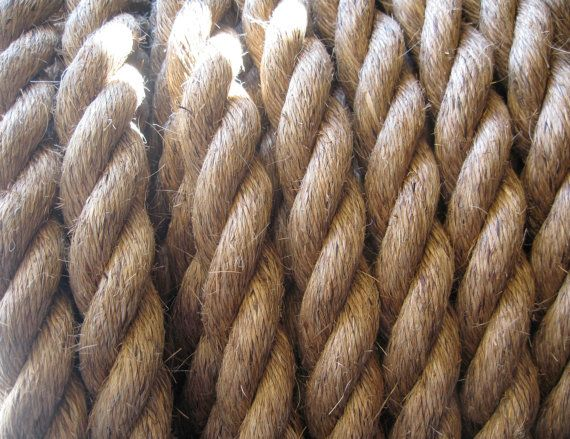 Photograph, Sailing Rope 8x10 by ThreeSeasStudios on Etsy, $25.00
