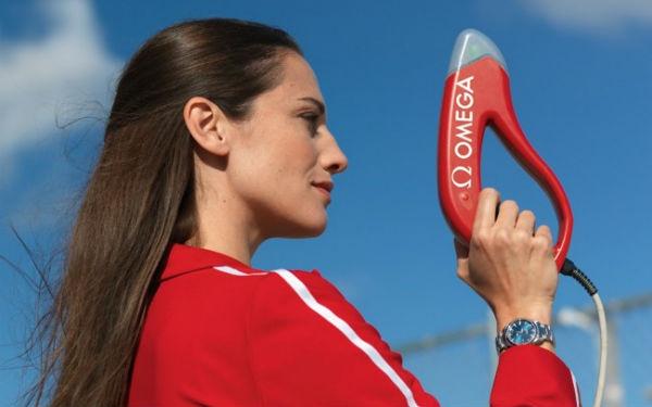 Olympic Start gun Redesigned to break the speed of sound