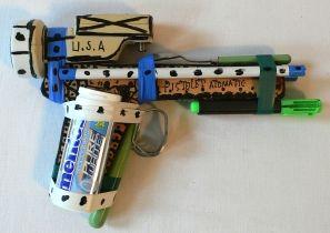 Andre Robillard Pistolet USA Automatique