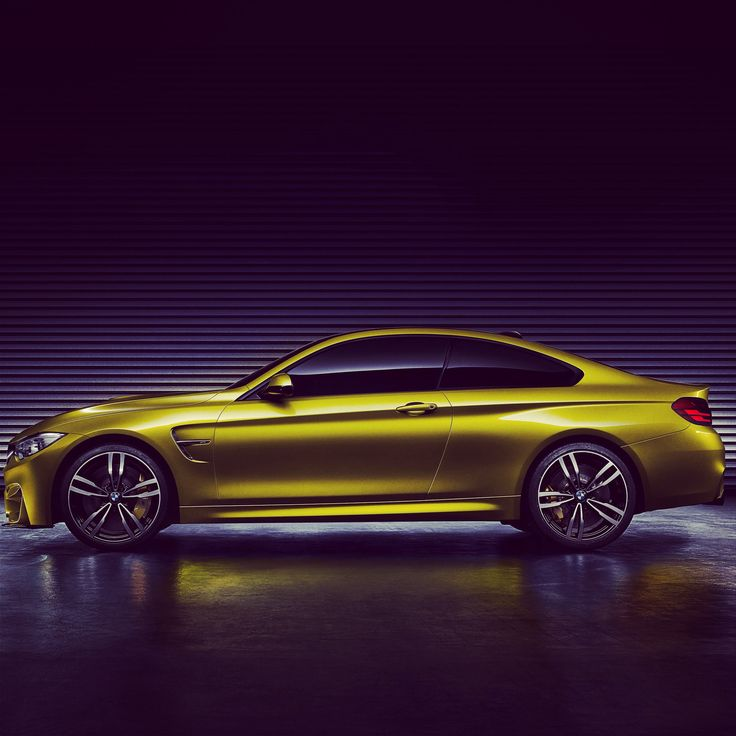 BMW serie 4 M: Eleganza assoluta, potenza estrema.