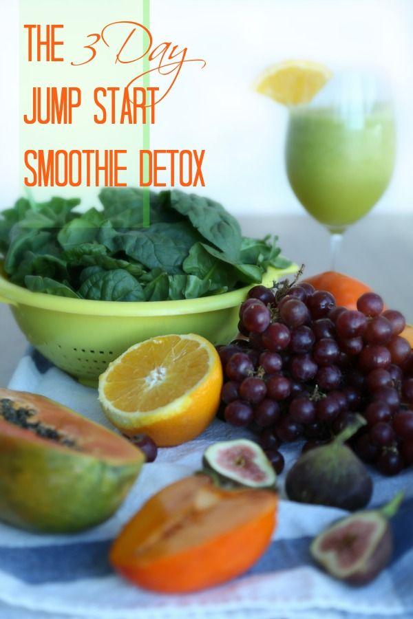 3 Day Smoothie Detox   The Best of this Life #vegan #dairyfree #detox