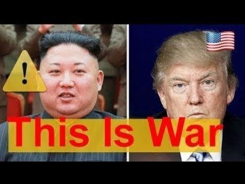 President Trump Breaking New Today 9/6/17 , North Korea's TEST plans are actually very DANGEROUS. - YouTube