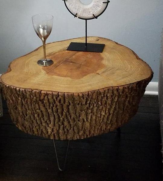 Tree Like Coffee Table: 25+ Best Ideas About Log Table On Pinterest