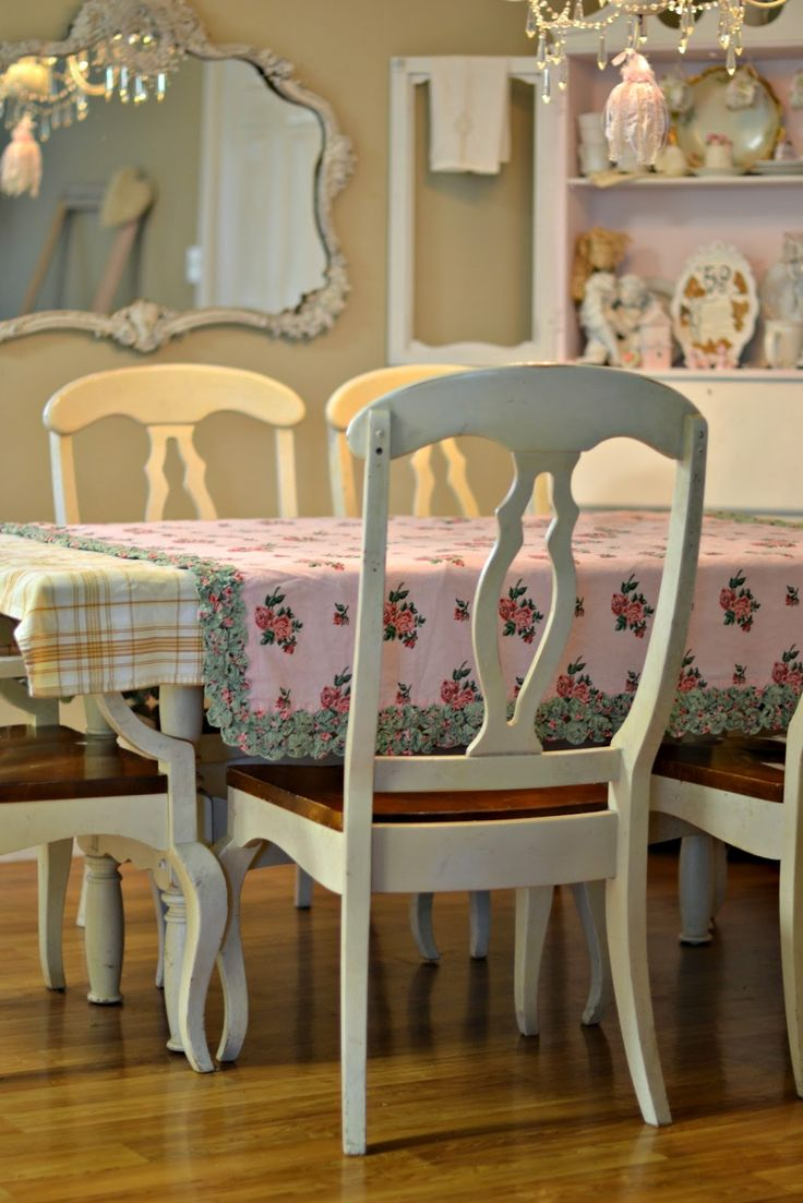 Shabby Chic Dining Room Furniture For 1000 Images About Dining Rooms On Pinterest Beautiful Dining