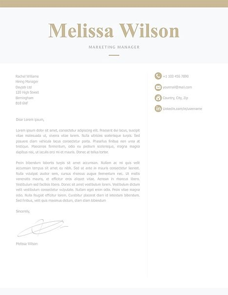 classic cover letter template 120330 cover letter template cover letter layout cover letter example