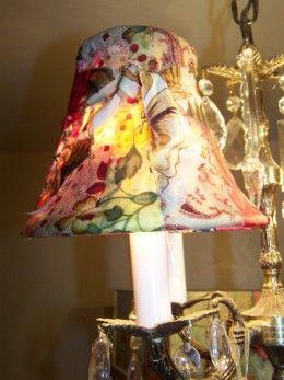 Lamp Shade Craft Project