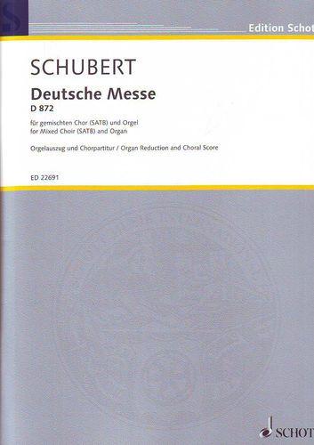 Schubert, Franz - Deutsche Messe D 872
