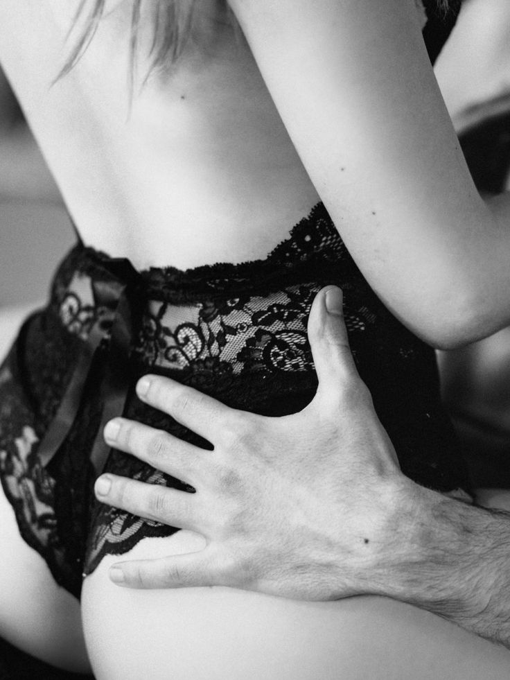 My hands against you...