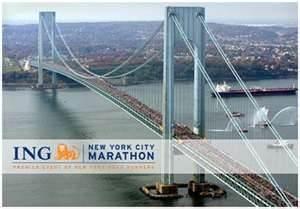 to run the NYC marathon