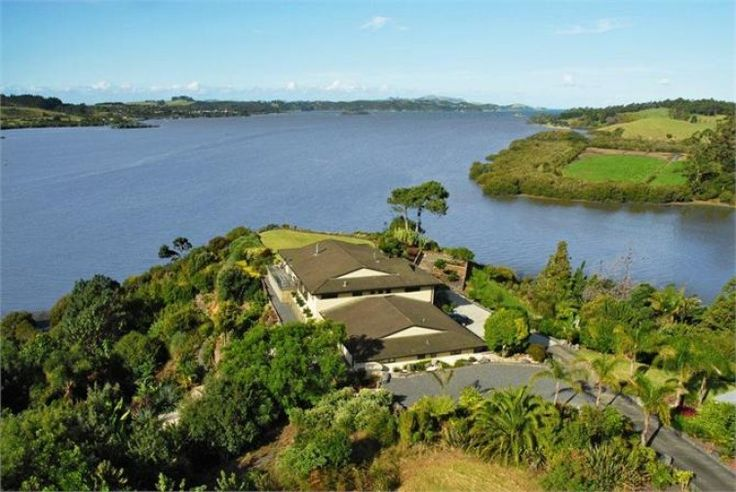 Kerikeri Waterfront, Luxury House in Bay of Islands/Northland, New Zealand
