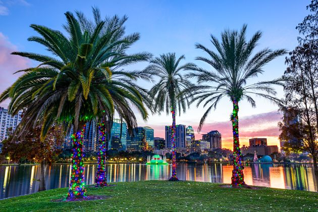 Orlando offers something for everyone with more than a dozen themeparks
