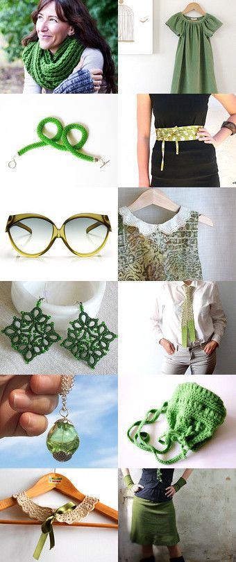 Green me by Conny Massa on Etsy--Pinned with TreasuryPin.com