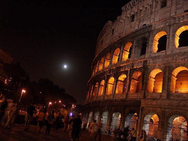 Angled Colosseum by Al Digit Prints for sale on http://alessandro-della-pietra.artistwebsites.com/featured/angled-colosseum-alessandro-della-pietra.html?newartwork=true
