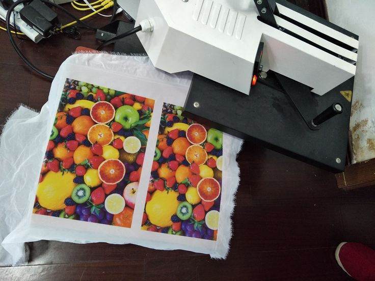 Economy 90gsm sublimation paper transfer on 100%polyester fabric with heat press machine . Save cost & high transfer rate!  Pls view more info from the following link: http://feiyuepaper.com/product/high-quality-economy-fw90gsm-fast-dry-anti-ghosting-sublimation-transfer-paper/