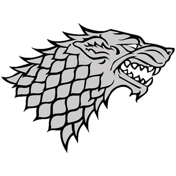17 best ideas about house stark on pinterest game of